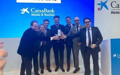 Guitart Hotels recibe el Primer Premio RSC CaixaBank Hotels&Tourism de España