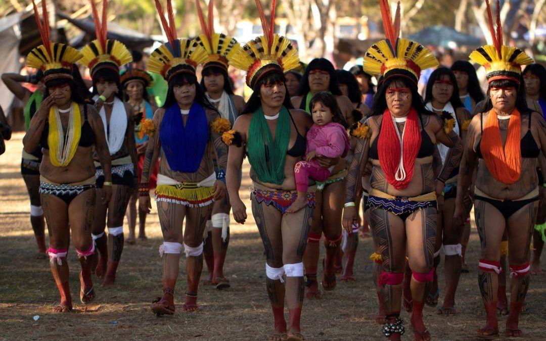 Amazonía lucha indigena Segundo Mundo RSCC