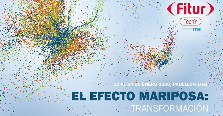 """FITUR'20: Participa con nosotros en la mesa de debate """"La Metamorfosis del Sector Hotelero"""""""