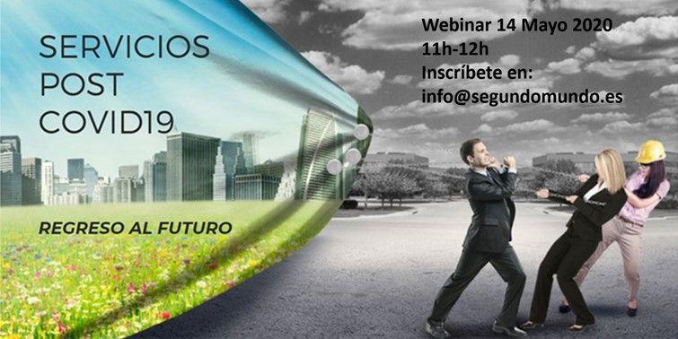 """""""Regreso al Futuro"""" Servicios Post-Covid19 en colaboración con MeHRs"""