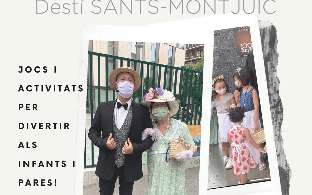 Turismo Km0: Destino Sants-Montjuïc, disfrútalo en família!
