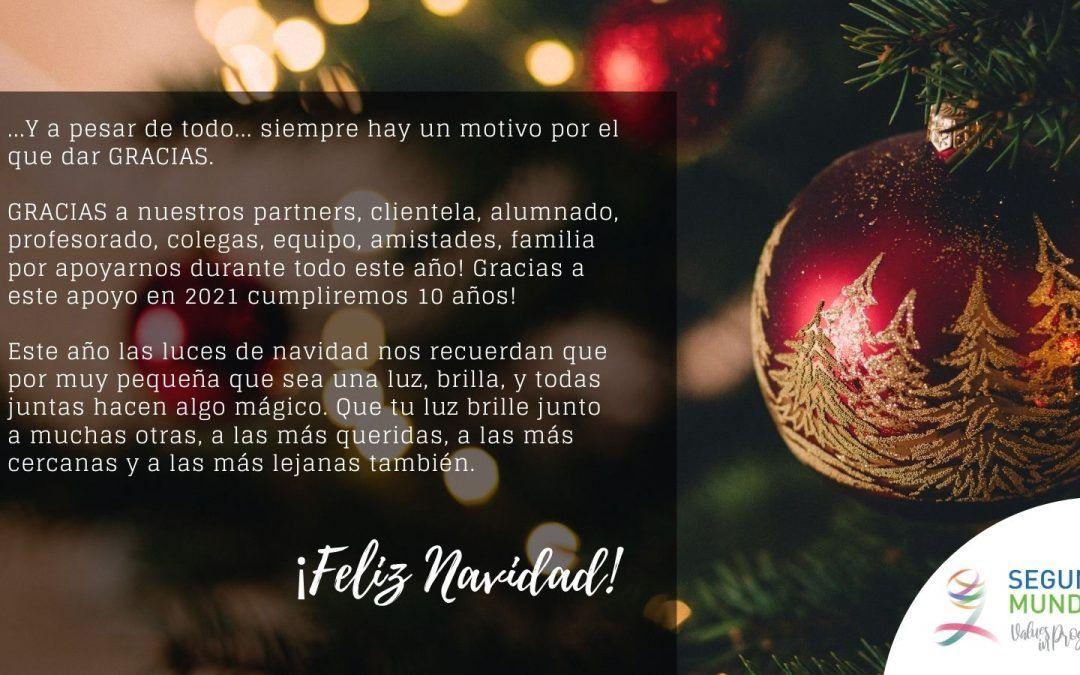 Feliz Navidad – Bon Nadal – Gracias y un regalo para ti