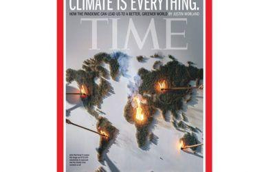 ¡El Clima lo es todo! Ideas clave del reportaje en TIME
